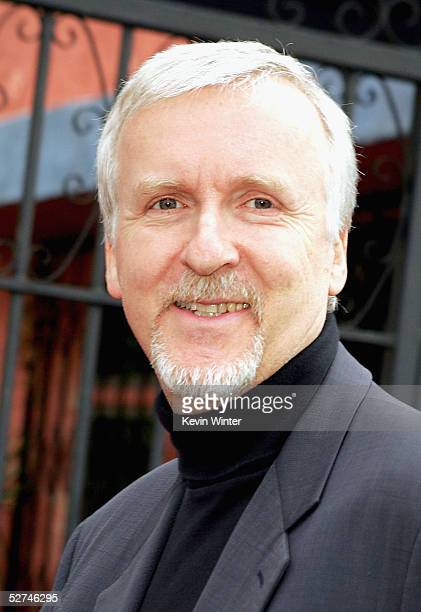 Director James Cameron arrives at the 7th Annual Young Hollywood Awards at the Music Box/Henry Fonda Theater on May 1 2005 in Los Angeles California