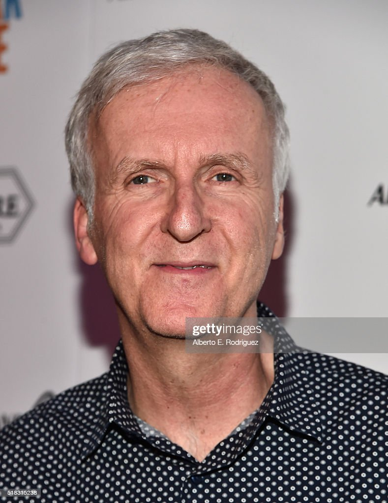 "James Cameron Hosts The Los Angeles Premiere Of ""THE DARK HORSE"""