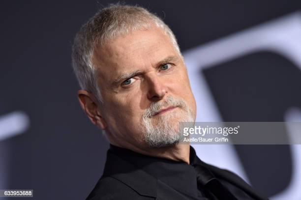 Director James Foley arrives at the premiere of Universal Pictures' 'Fifty Shades Darker' at The Theatre at Ace Hotel on February 2 2017 in Los...