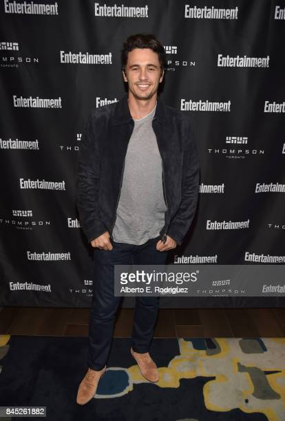 Director James Franco attends Entertainment Weekly's Must List Party during the Toronto International Film Festival 2017 at the Thompson Hotel on...