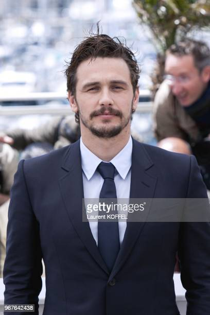 Director James Franco attends the photocall for 'As I Lay Dying' during the 66th Annual Cannes Film Festival at the Palais des Festivals on May 20,...