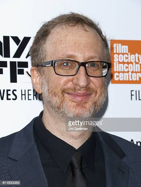 """Director James Gray attends the 54th New York Film Festival closing night screening of """"The Lost City Of Z"""" at Alice Tully Hall, Lincoln Center on..."""