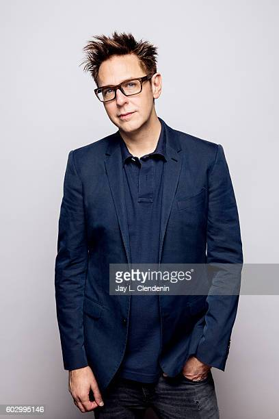 Director James Gunn of 'The Belko Experiment' poses for a portraits at the Toronto International Film Festival for Los Angeles Times on September 10...