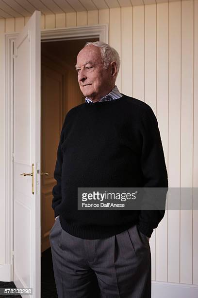 Director James Ivory is photographed for Stern Magazine on May 15 2016 in Cannes France