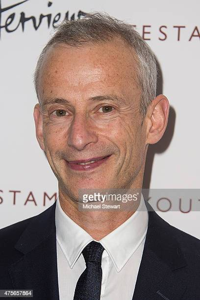 Director James Kent attends the Testament Of Youth New York Premiere at Chelsea Bow Tie Cinemas on June 2 2015 in New York City