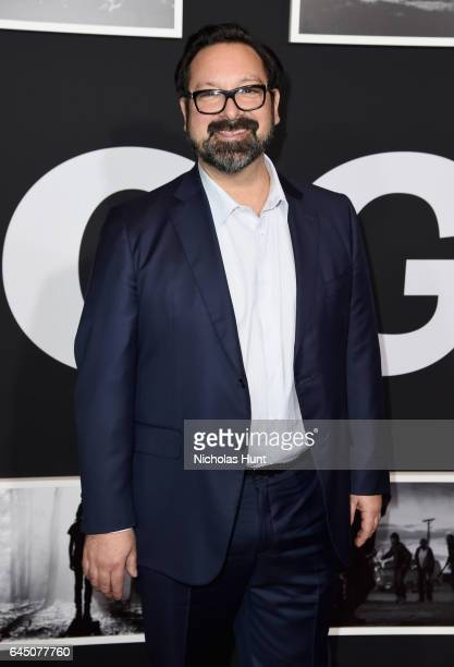 Director James Mangold attends the 'Logan' New York special screening at Rose Theater Jazz at Lincoln Center on February 24 2017 in New York City