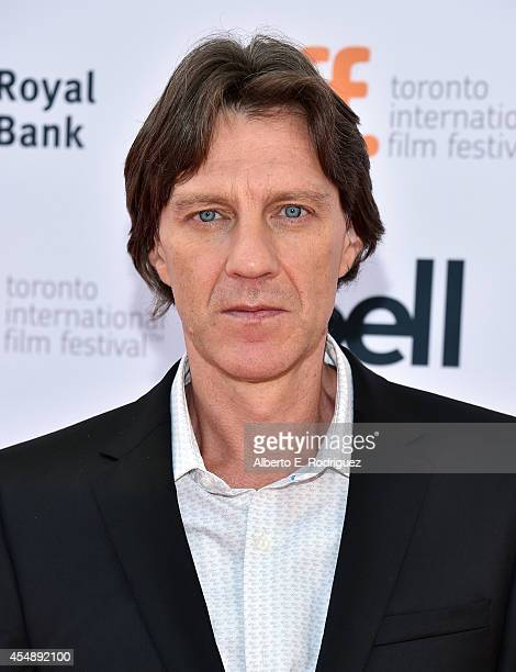 Director James Marsh attends The Theory Of Everything premiere during the 2014 Toronto International Film Festival at Princess of Wales Theatre on...