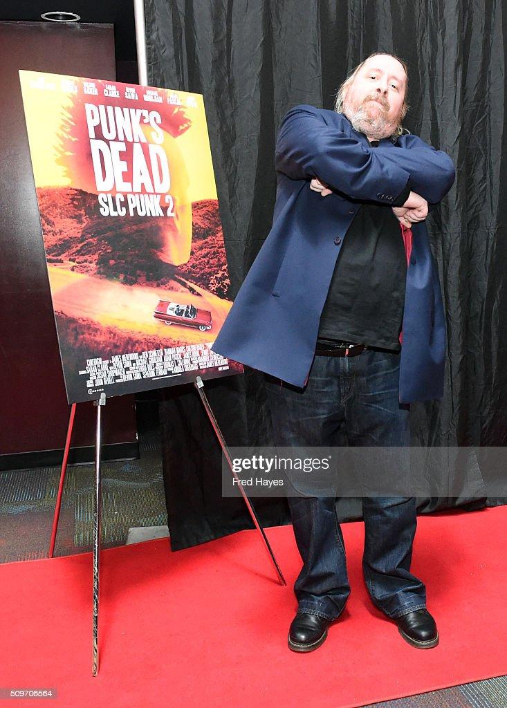 "Premiere Of ""Punk's Dead: SLC Punk 2"" In Salt Lake City, UT : News Photo"