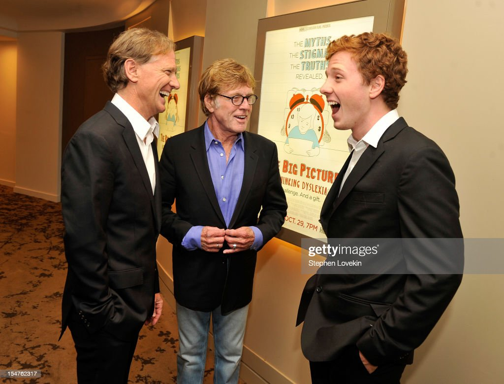 HBO's New York Premiere Of The Big Picture: Rethinking Dyslexia : News Photo