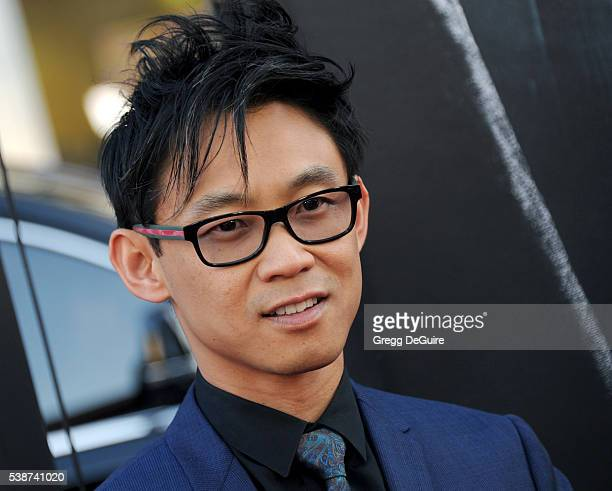 Director James Wan arrives at the 2016 Los Angeles Film Festival The Conjuring 2 Premiere at TCL Chinese Theatre IMAX on June 7 2016 in Hollywood...