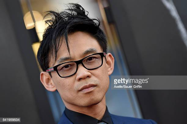 Director James Wan arrives at the 2016 Los Angeles Film Festival 'The Conjuring 2' Premiere at TCL Chinese Theatre IMAX on June 7 2016 in Hollywood...