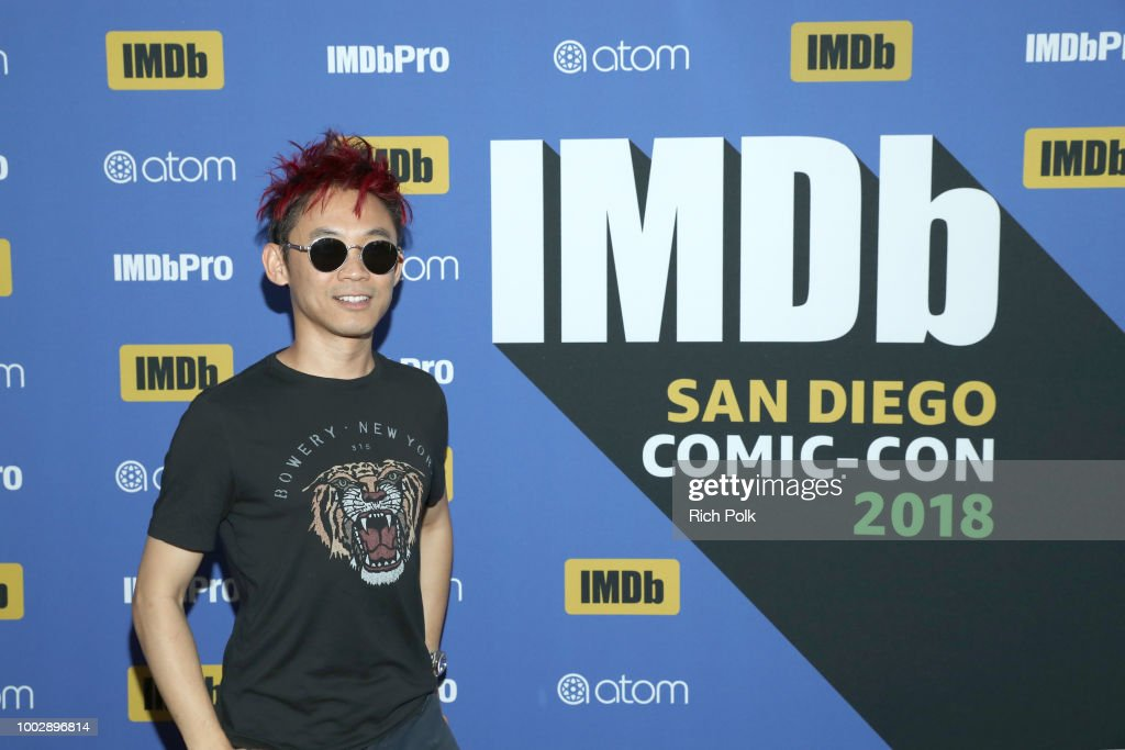 #IMDboat At San Diego Comic-Con 2018: Day Two : News Photo