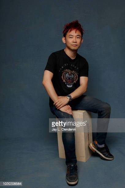 Director James Wan from 'Aquaman' is photographed for Los Angeles Times on July 20 2018 in San Diego California PUBLISHED IMAGE CREDIT MUST READ Jay...