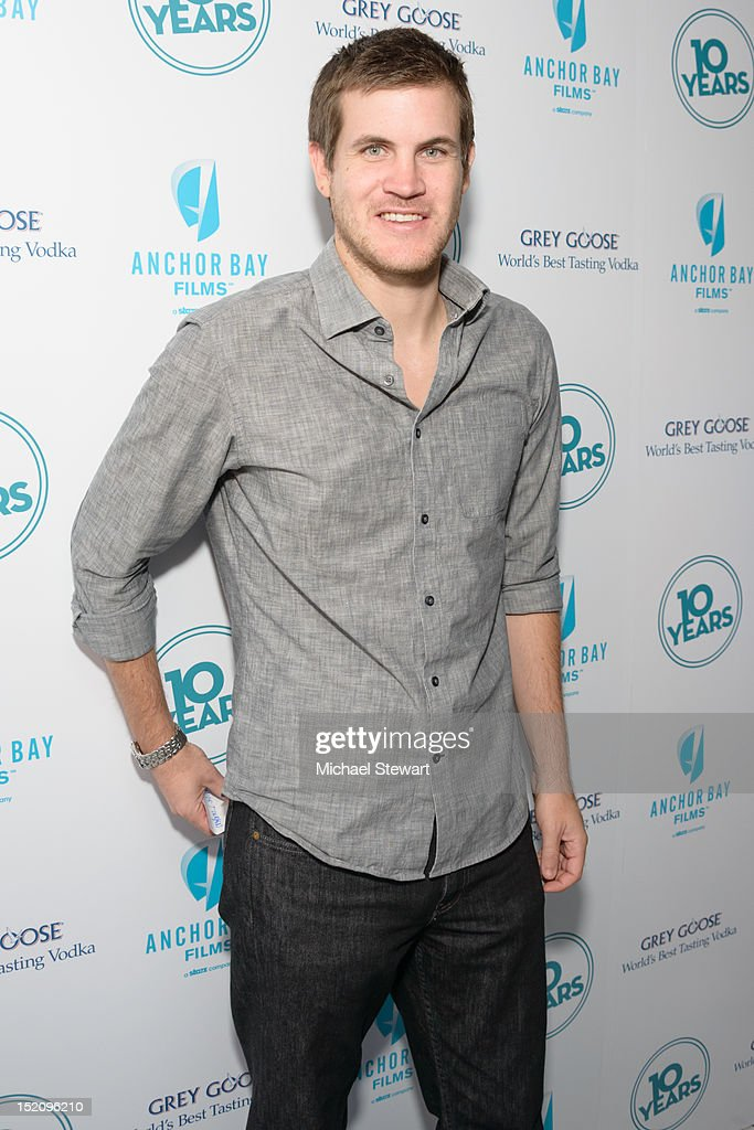 Director Jamie Linden attends '10 Years' New York Brunch Reunion at Hotel Chantelle on September 16, 2012 in New York City.