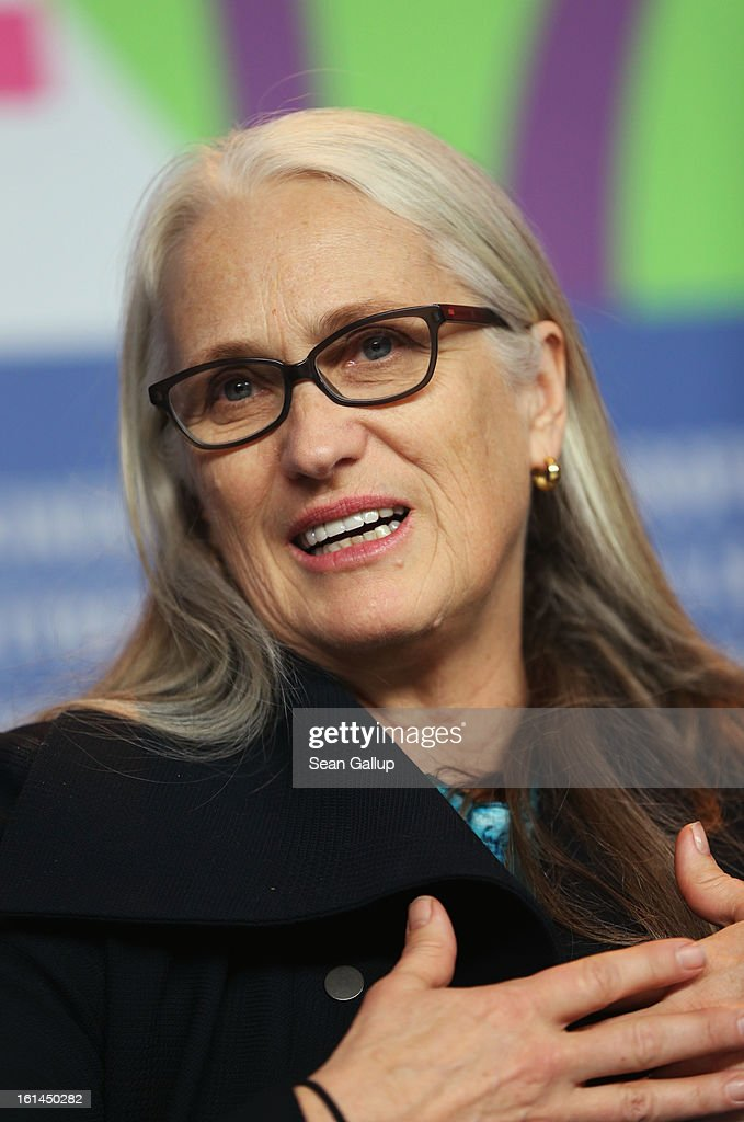 Director Jane Campion attends the 'Top Of The Lake' Press Conference during the 63rd Berlinale International Film Festival at the Grand Hyatt Hotel on February 11, 2013 in Berlin, Germany.
