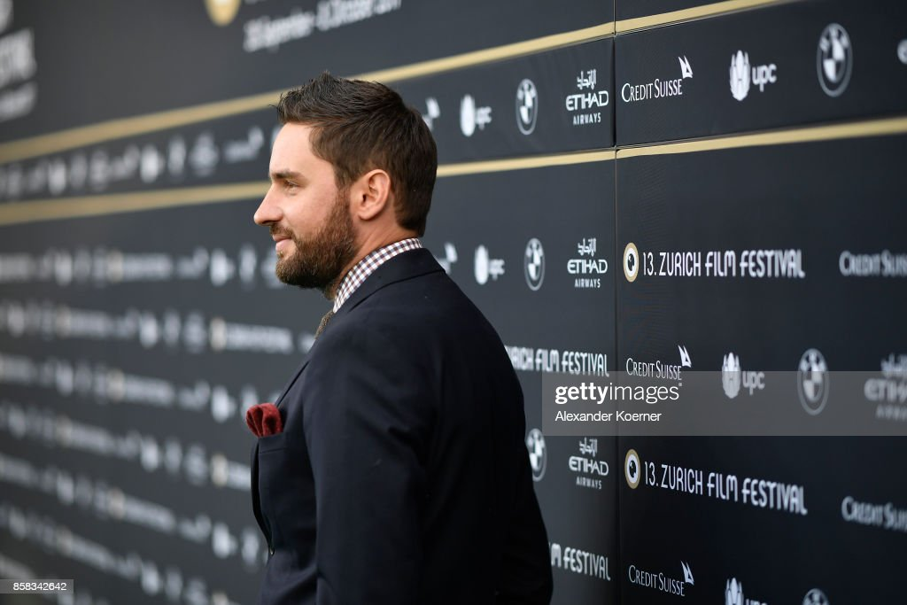 Director Jared Moshe attends the 'The Ballad of Lefty Brown' premiere at the 13th Zurich Film Festival on October 6, 2017 in Zurich, Switzerland. The Zurich Film Festival 2017 will take place from September 28 until October 8.