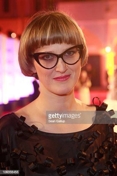 Director Jasmila Zbanic attends the Adel Imam Tribute Retrospective Screening during the 2010 Doha Tribeca Film Festival held at the Four Seasons...