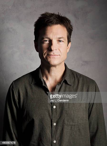 Director Jason Bateman of 'The Family Fang' is photographed for Los Angeles Times on September 25 2015 in Toronto Ontario PUBLISHED IMAGE CREDIT MUST...