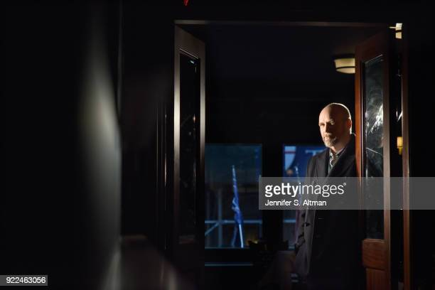 Director Jason Connery is photographed for Los Angeles Times on March 31 2017 in New York City