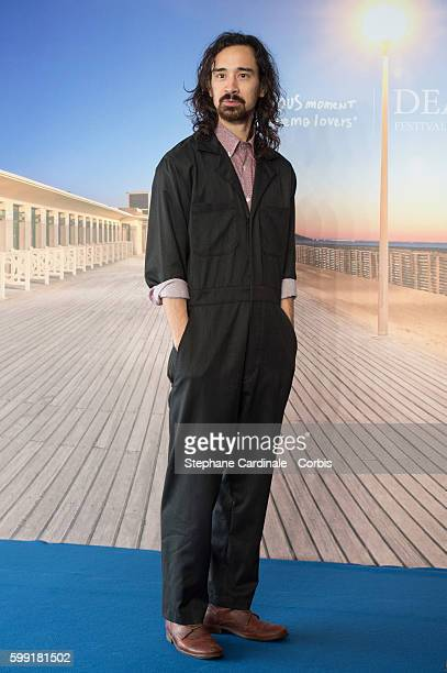 Director Jason Lew attends the The Free World Photocall during 42nd Deauville American Film Festival on September 4 2016 in Deauville France
