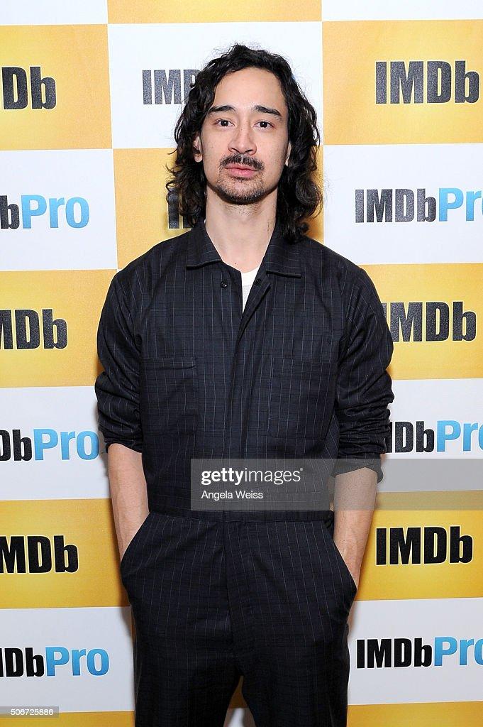 Director Jason Lew in The IMDb Studio In Park City, Utah: Day Four - on January 25, 2016 in Park City, Utah.