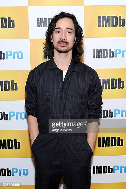 Director Jason Lew in The IMDb Studio In Park City Utah Day Four on January 25 2016 in Park City Utah