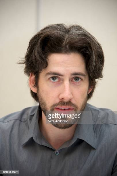 Director Jason Reitman at the 'Labor Day' Press Conference at the Trump International Hotel on September 8 2013 in Toronto Ontario