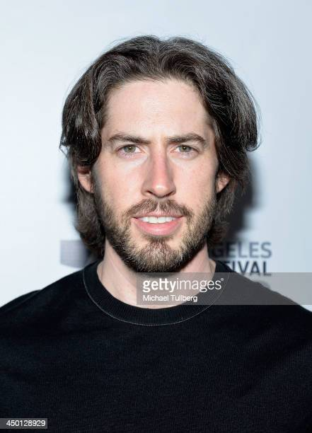 Director Jason Reitman attends a screening of the film 'Labor Day' at AARP's Movies For Grownups Film Festival 2013 at Regal Cinemas LA Live on...
