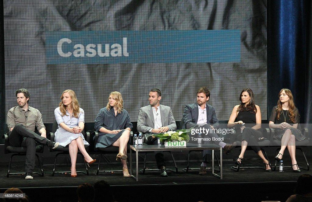 Hulu 2015 Summer TCA Presentation : News Photo