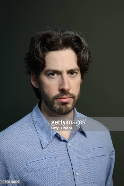Director Jason Reitman of 'Labor Day' poses at the Guess Portrait Studio during 2013 Toronto International Film Festival on September 7 2013 in...