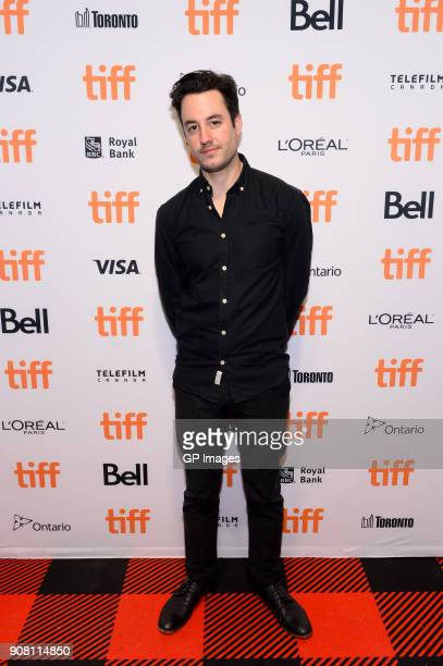 Director Jason Sanchez attends the TIFF presents 'In Conversation With Evan Rachel Wood' at TIFF Bell Lightbox on January 20 2018 in Toronto Canada