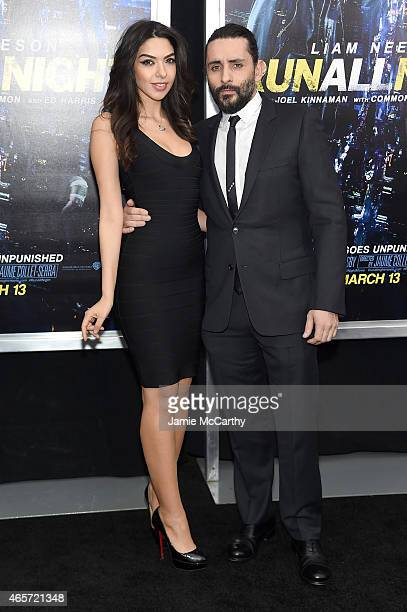 Director Jaume ColletSerra attends the Run All Night New York Premiere at AMC Lincoln Square Theater on March 9 2015 in New York City