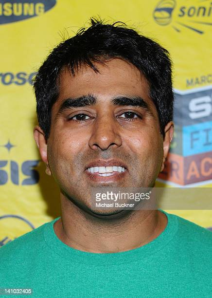 Director Jay Chandrasekhar attends the premiere for The Babymakers during the 2012 SXSW Music Film Interactive Festival at the Paramount Theater on...
