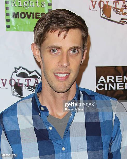 Director Jay Gammill attends the premiere of 'Miles To Go' at Arena Cinema Hollywood on May 15 2015 in Hollywood California