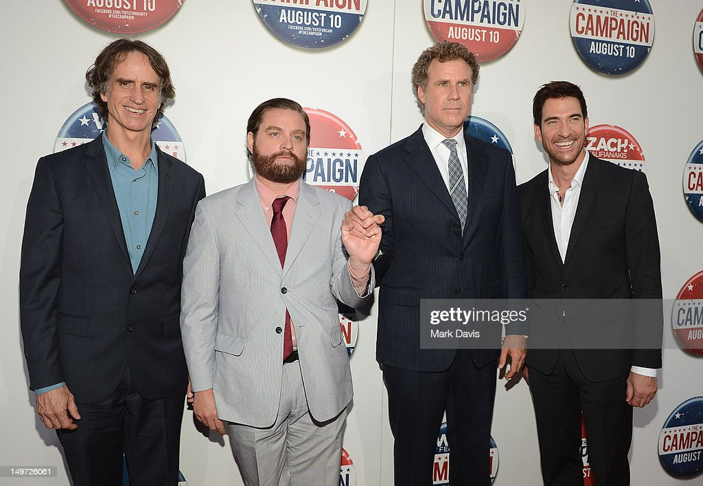 """The Campaign""  - Los Angeles Premiere - Red Carpet : Nachrichtenfoto"