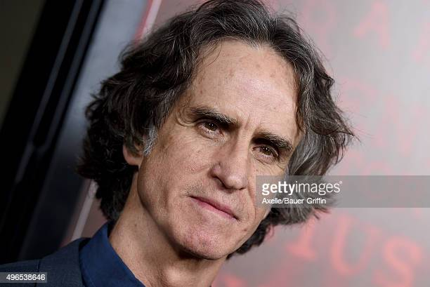 Director Jay Roach arrives at the premiere of Bleecker Street Media's 'Trumbo' at Samuel Goldwyn Theater on October 27 2015 in Beverly Hills...