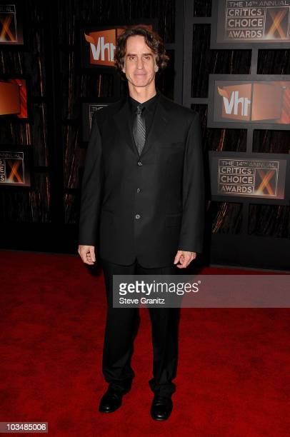 Director Jay Roach arrives at VH1's 14th Annual Critics' Choice Awards held at the Santa Monica Civic Auditorium on January 8, 2009 in Santa Monica,...