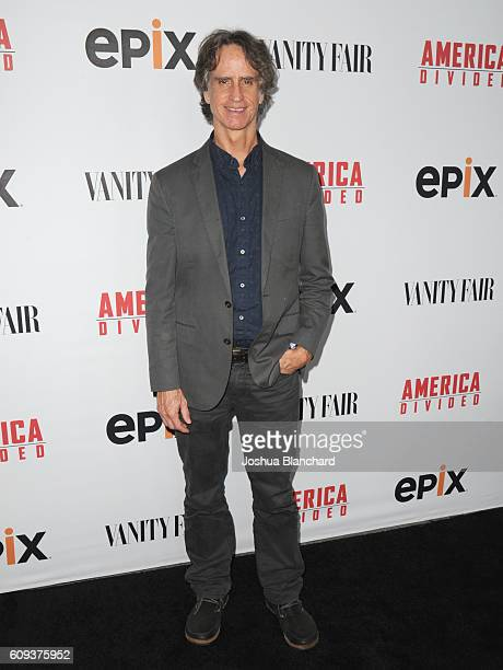 Director Jay Roach attends EPIX 'America Divided' LA Premiere at Billy Wilder Theater at The Hammer Museum on September 20 2016 in Westwood California