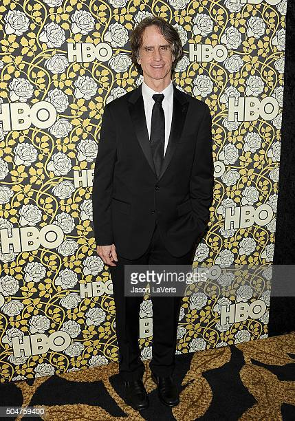 Director Jay Roach attends HBO's post 2016 Golden Globe Awards party at Circa 55 Restaurant on January 10 2016 in Los Angeles California