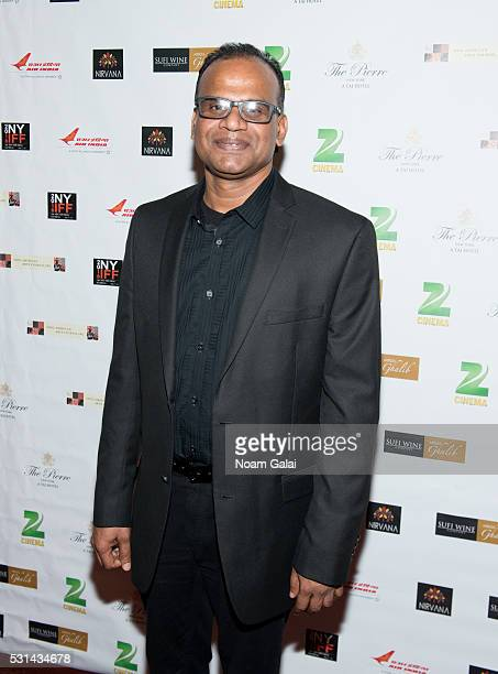 Director Jayan K Cherian attends the closing night of the 16th Annual New York Indian Film Festival at Jack H Skirball Center for the Performing Arts...