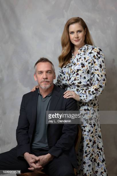 Director Jean-Marc Vallee and Amy Adams are photographed for Los Angeles Times on May 8, 2018 in Los Angeles, California. PUBLISHED IMAGE. CREDIT...