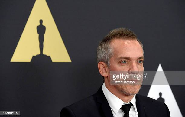 Director JeanMarc Vallee attends the Academy Of Motion Picture Arts And Sciences' 2014 Governors Awards at The Ray Dolby Ballroom at Hollywood...