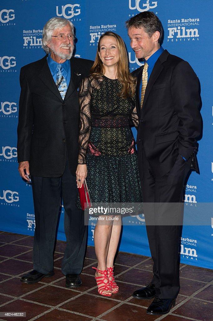 30th Santa Barbara International Film Festival - Attenborough Award - Cousteau Family