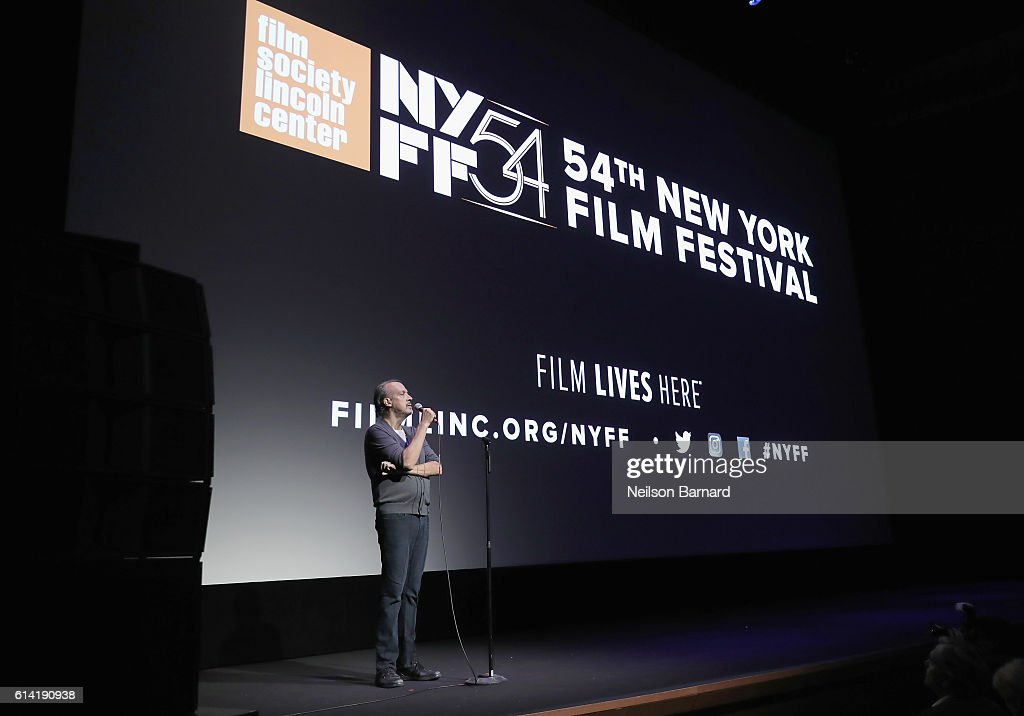"NY: 54th New York Film Festival - ""The Unknown Girl"" Intro and Q&A"