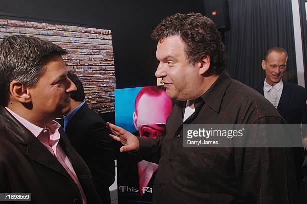 Director Jeff Garlin attends the afterparty for This Filthy World at Lobby during the Toronto International Film Festival on September 14 2006 in...