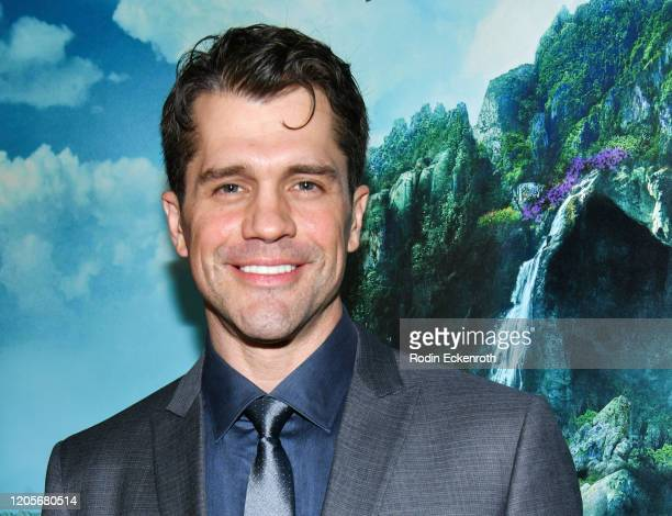 Director Jeff Wadlow attends the Premiere Of Columbia Pictures' Blumhouse's Fantasy Island at AMC Century City 15 on February 11 2020 in Century City...