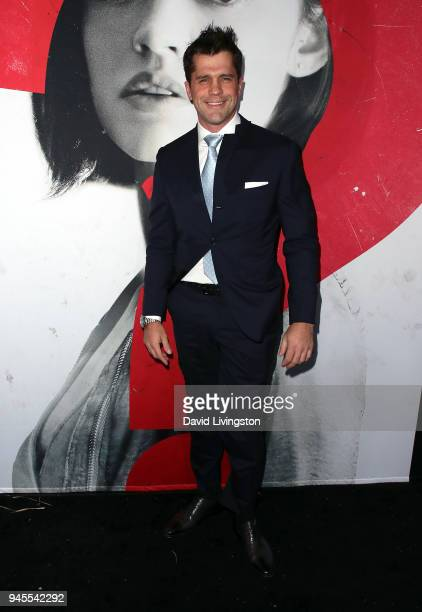 Director Jeff Wadlow attends the premiere of Universal Pictures' 'Blumhouse's Truth or Dare' at ArcLight Cinemas Cinerama Dome on April 12 2018 in...