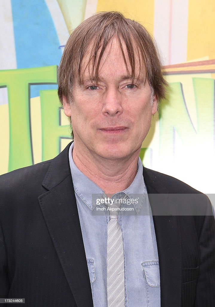 Director Jeffrey Hornaday attends the cast of 'Teen Beach Movie' reunion for movie night at Walt Disney Studios on July 10, 2013 in Burbank, California.