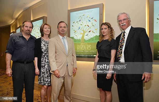 Director Jeffrey Kimball Producer Pamela Hogan New York City Parks Commissioner Adrian Benepe Sara Bernstein and Dr John Fitzpatrick Director Cornell...