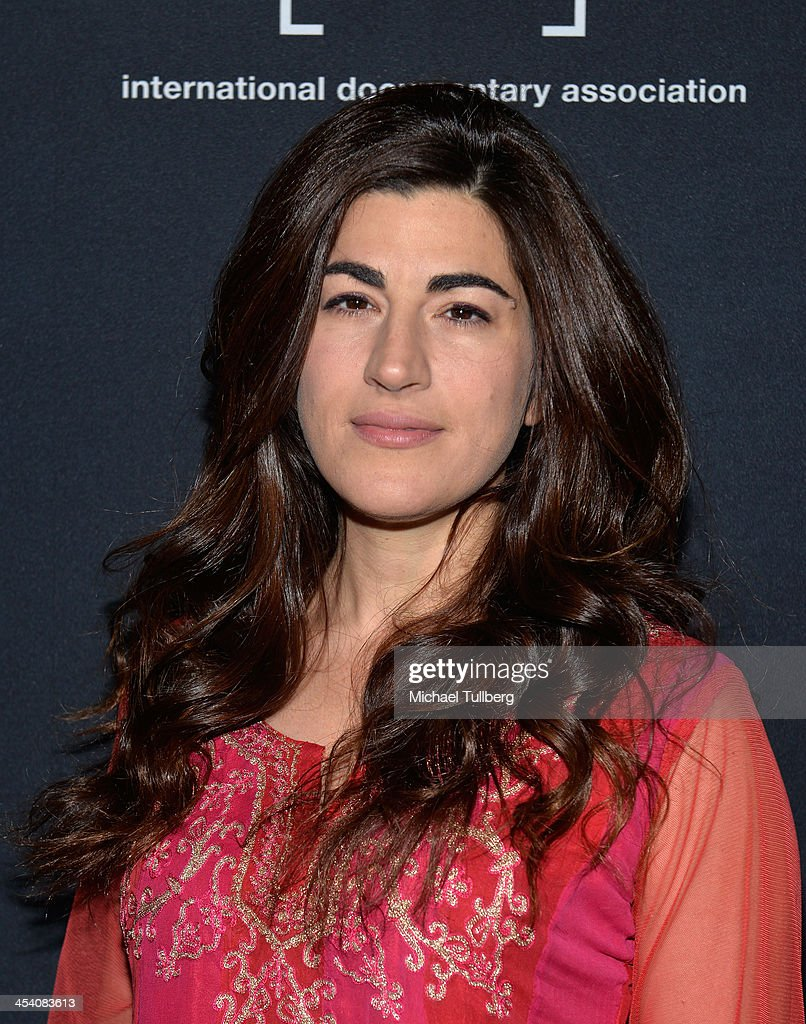 Director Jehane Noujaim attends the International Documentary Association's 2013 IDA Documentary Awards at Directors Guild Of America on December 6, 2013 in Los Angeles, California.